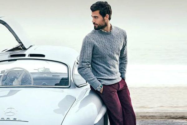 Правильная длина свитера