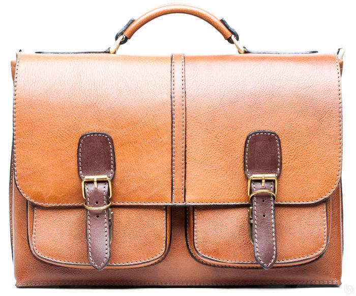 265ae96b1d22 Купить Кожаный портфель ручной работы